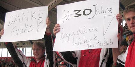 Freunde des Leders - im Nürnberger Frankenstadion